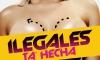 Ilegales Feat. Mozart La Para – Con El Pie Derecho