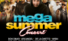 "MEGA SUMMER CONCERT"", EN EL MADISON SQUARE GARDEN"