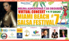 Posponen Miami Beach Virtual Salsa Festival por caso de Covid-19